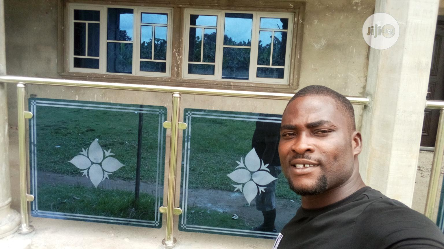Stainless Steel Handrails | Windows for sale in Port-Harcourt, Rivers State, Nigeria