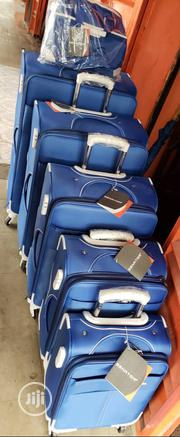 Quality Senators Trolley Travelling Bags Set Of 6 | Bags for sale in Lagos State, Lagos Island