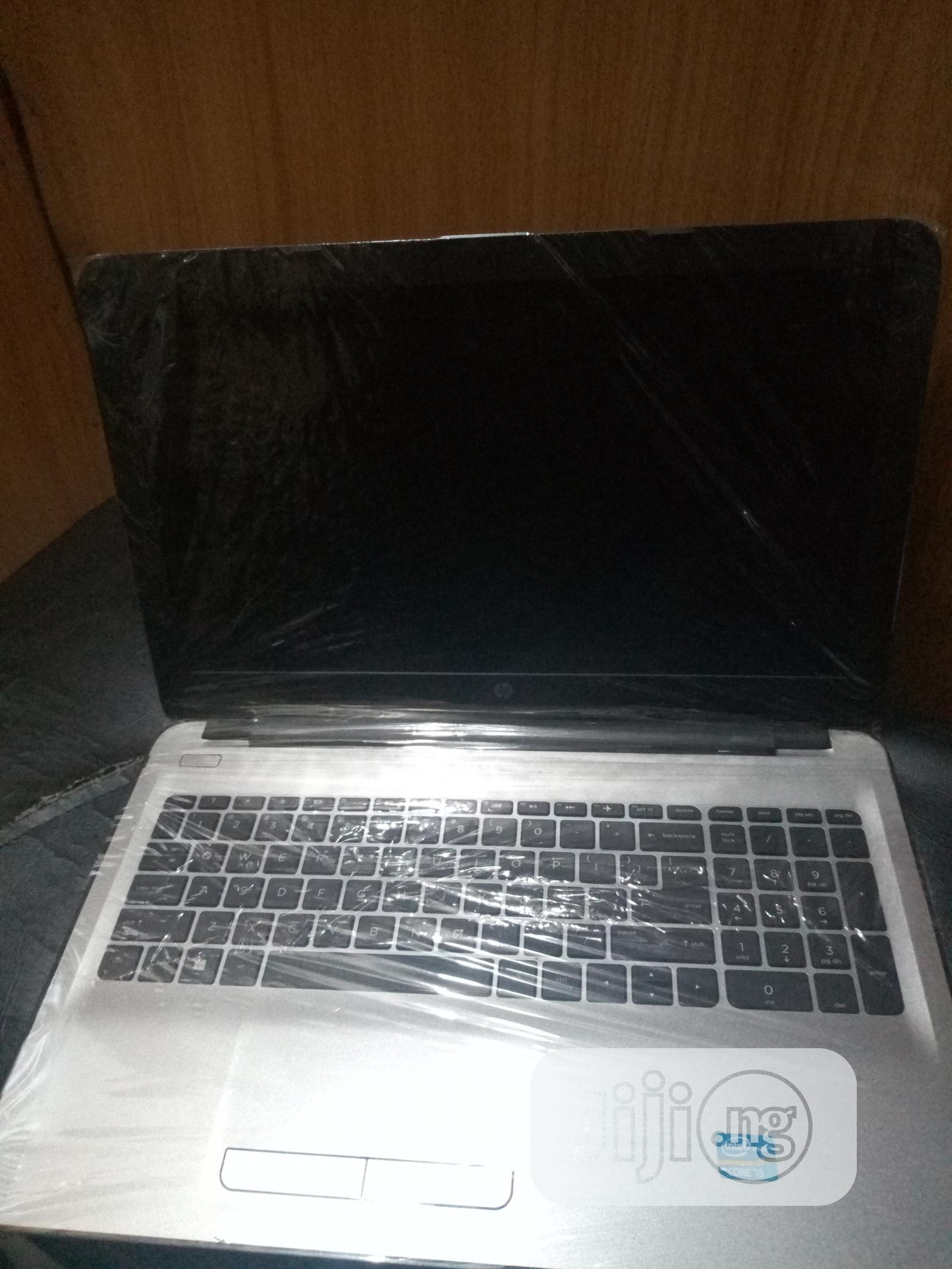 Laptop HP 15-Ra003nia 4GB Intel Core I3 HDD 500GB | Laptops & Computers for sale in Wuse, Abuja (FCT) State, Nigeria