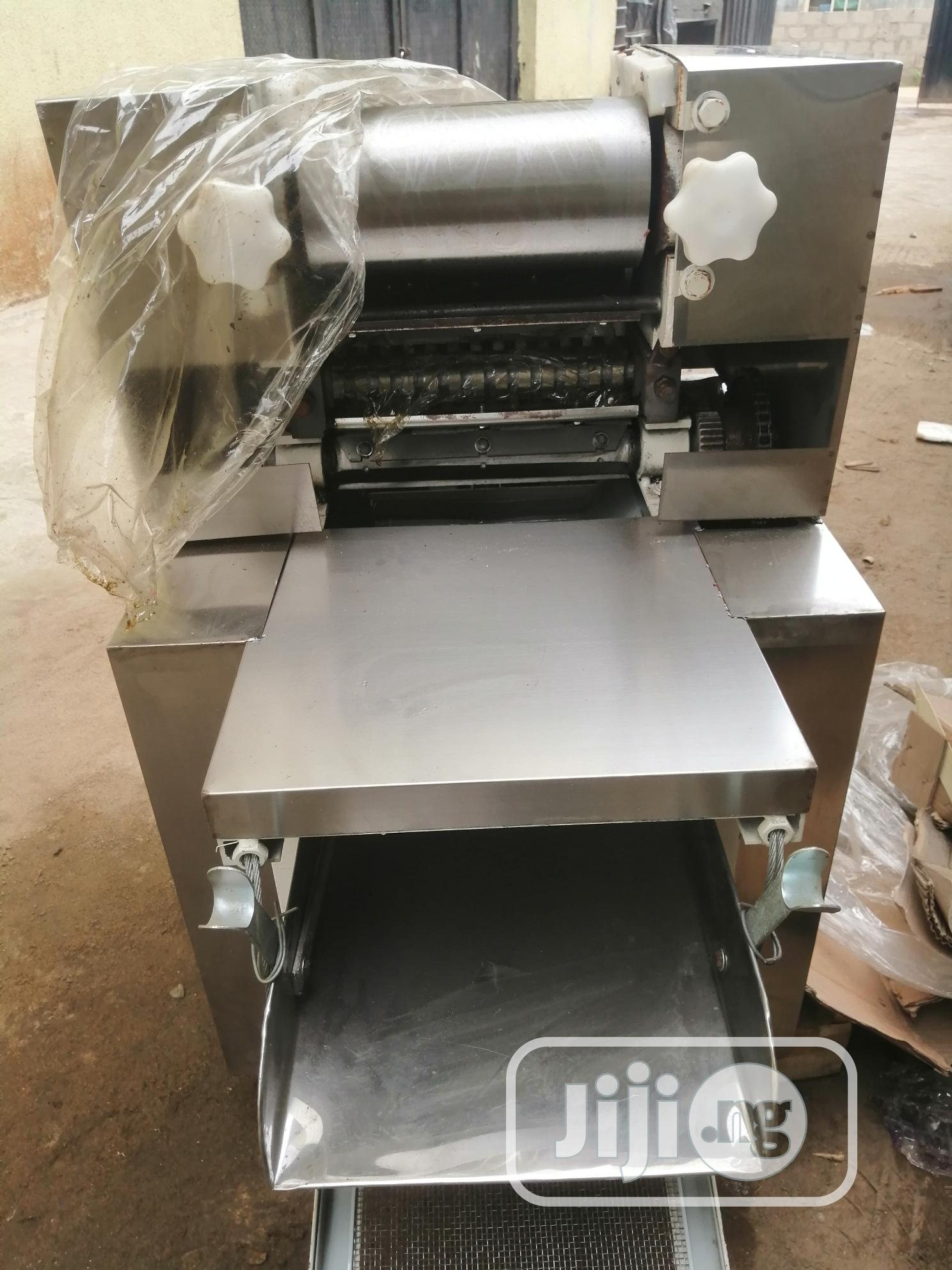 Cubes Chin Chin Cutting Machine | Restaurant & Catering Equipment for sale in Ojo, Lagos State, Nigeria
