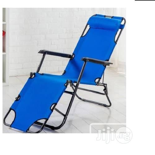 Foldable Lounge, Garden , Camp Chair