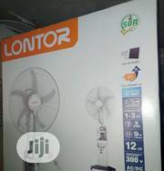 "18"" Lontor Rechargeable Mist Fan   Home Appliances for sale in Lagos State, Ojo"