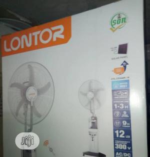"18"" Lontor Rechargeable Mist Fan | Home Appliances for sale in Lagos State, Ojo"