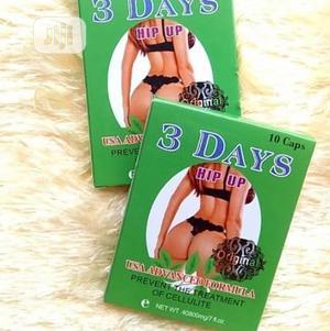 3 Days Hip Up Bigger Breast Hips & Butt Enlargement Capsule   Sexual Wellness for sale in Abuja (FCT) State, Utako