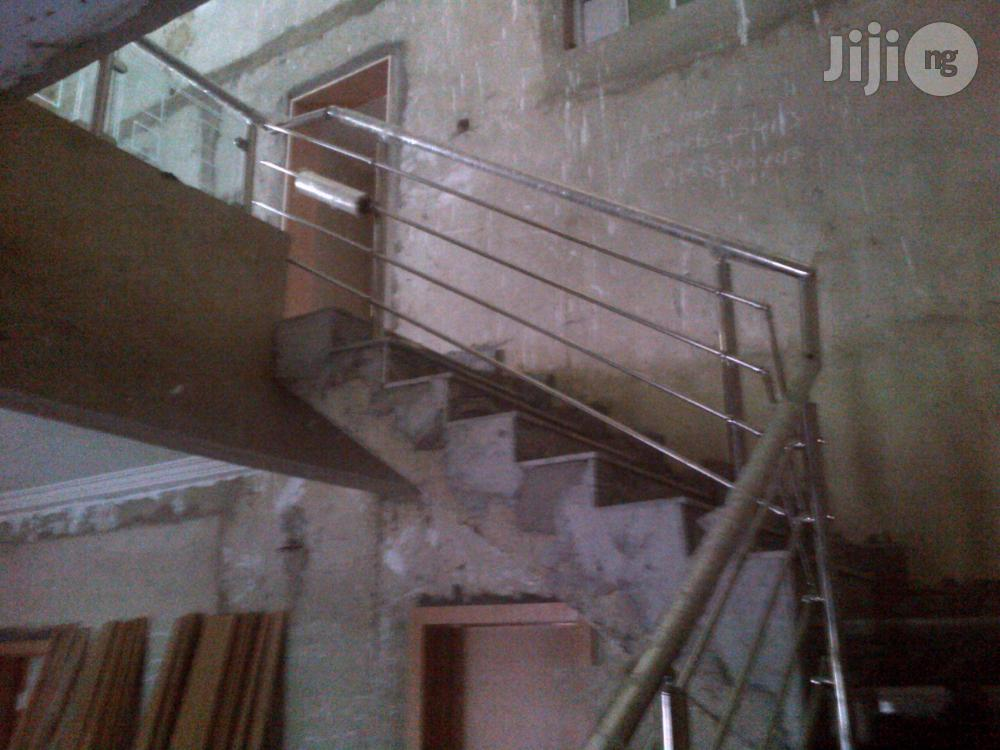 Archive: Stainless Steel Handrail And Balustrade At Its Finestl
