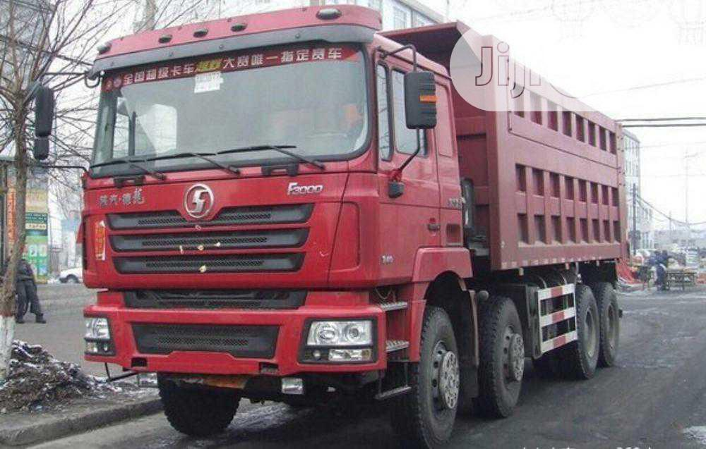 China Shacman Truck For Sell