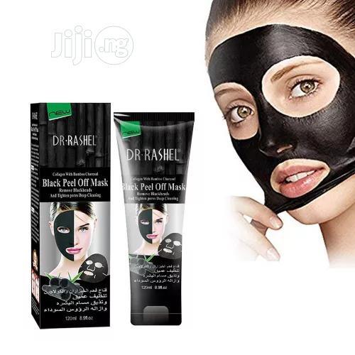 Black Peel-off Mask | Skin Care for sale in Surulere, Lagos State, Nigeria