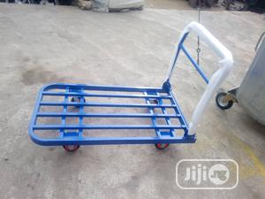 Iron Steel Flat Truck Trolley | Store Equipment for sale in Lagos State, Ikeja