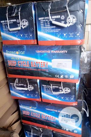 12v 200ah Battery | Solar Energy for sale in Lagos State, Victoria Island