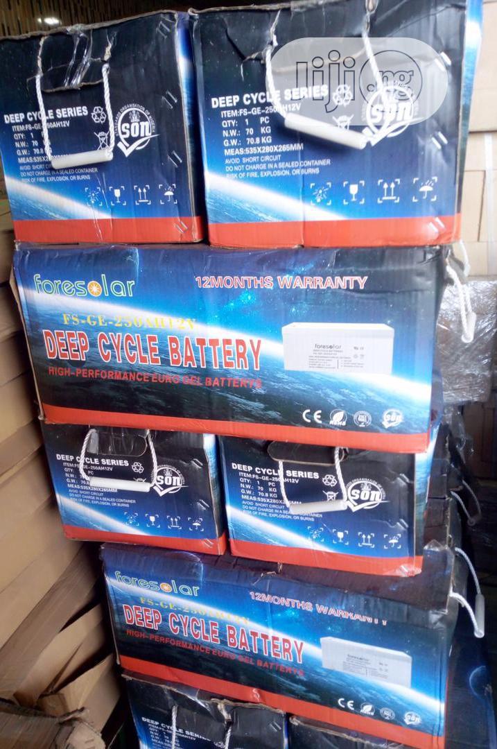 12v 200ah Battery