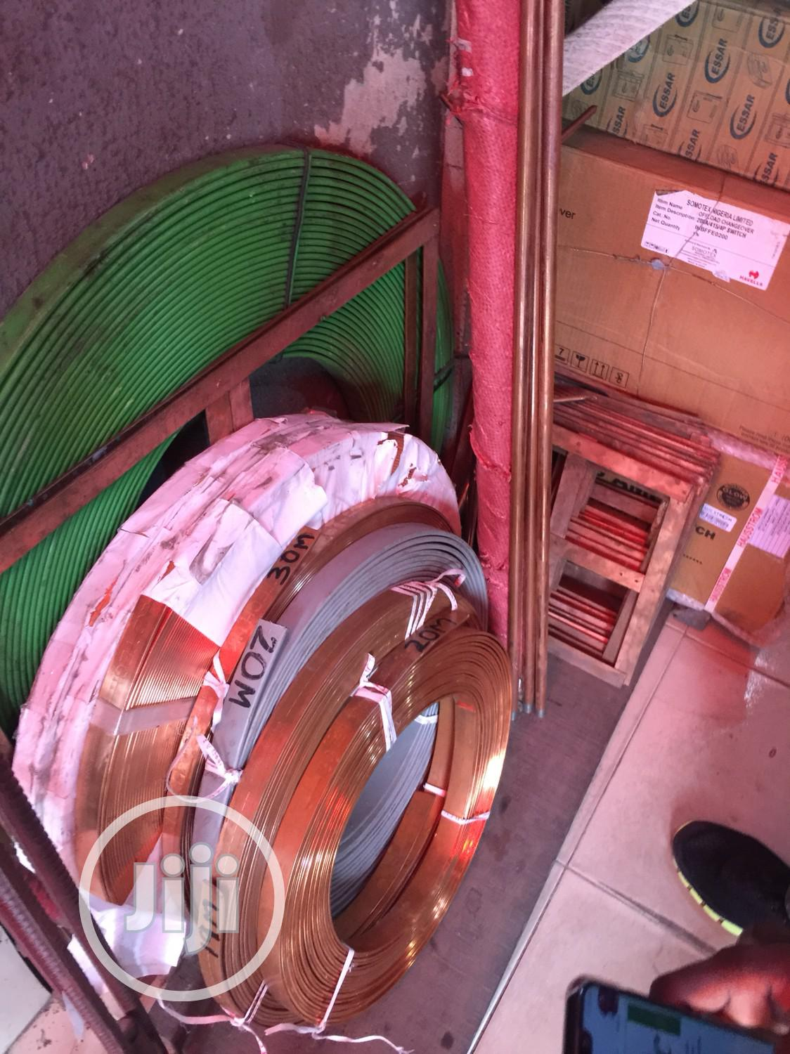 Earthing Materials | Electrical Equipment for sale in Victoria Island, Lagos State, Nigeria