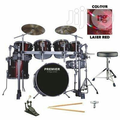 Professional 7 Set Premier Drum Set