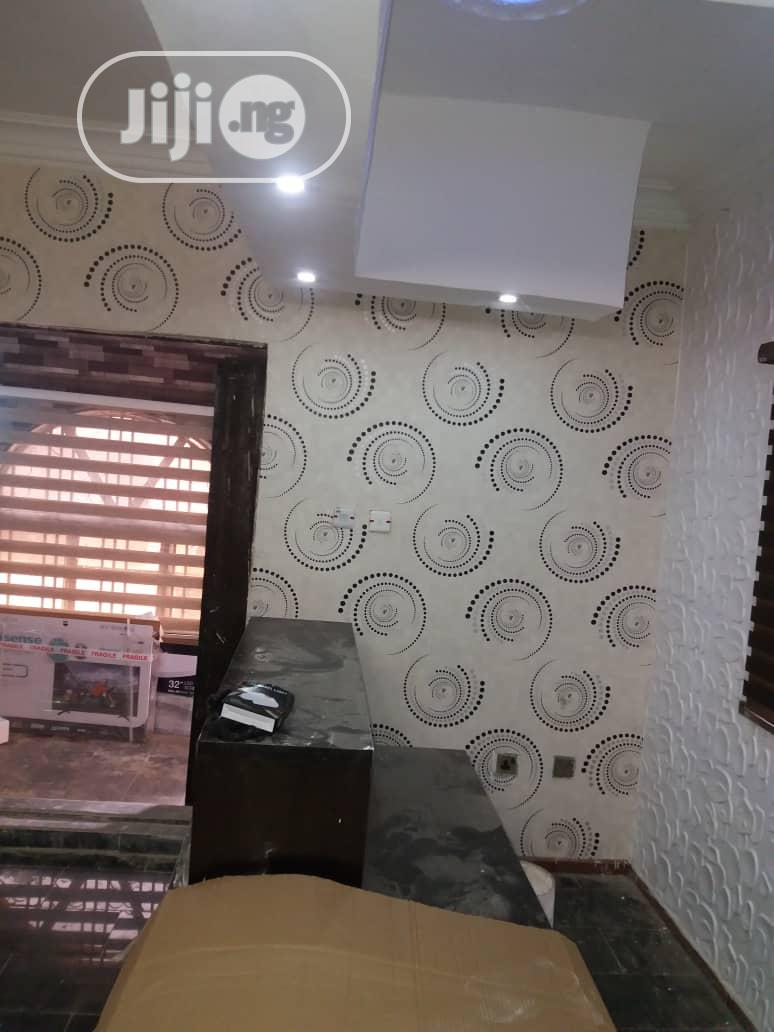 Windowblinds/3dwallpanel/Wallpaper/Curtains/Painting/Suspended Ceiling | Building & Trades Services for sale in Ajah, Lagos State, Nigeria