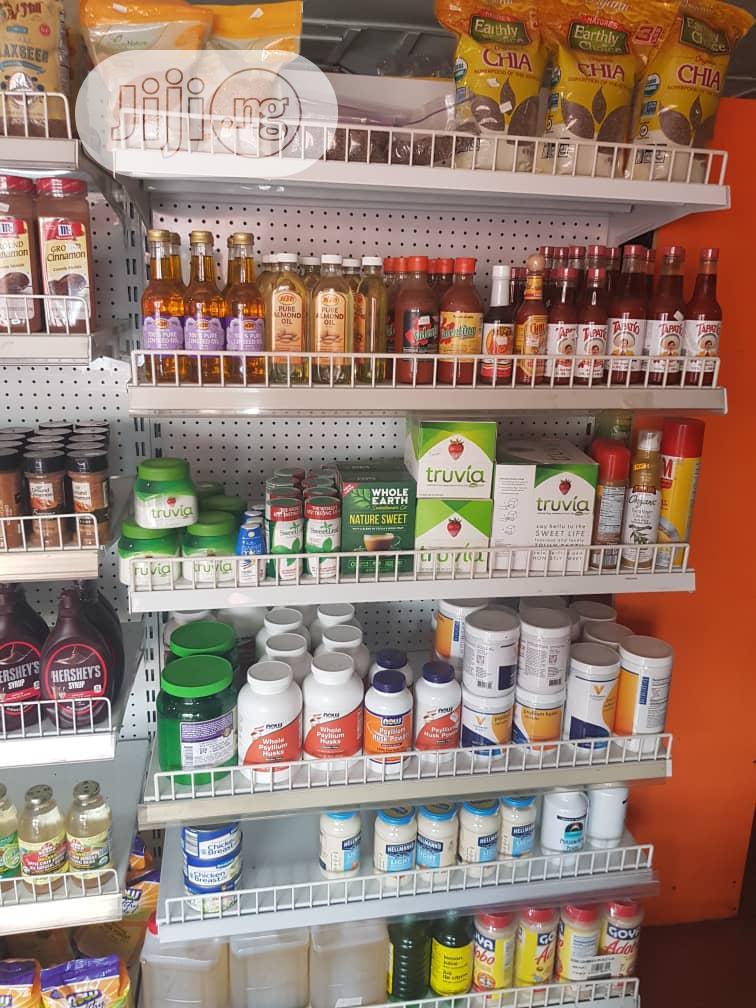 Supermarket Shelves | Store Equipment for sale in Lagos Island (Eko), Lagos State, Nigeria