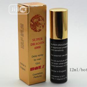 Super Dragon 6000 Delay Spray   Sexual Wellness for sale in Oyo State, Ibadan