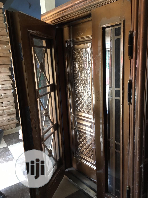 Entrance Door In Door