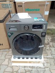 Hissense 10kg Washing and 7kg Drying Machine Combined With 2yearswrty.   Manufacturing Equipment for sale in Lagos State, Ojo