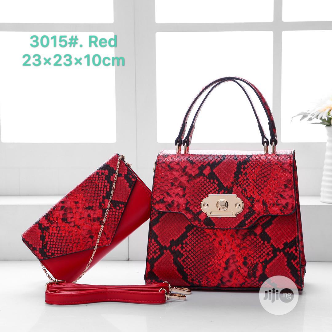 Animal Skin Quality Handbags for Ladies/Women Available