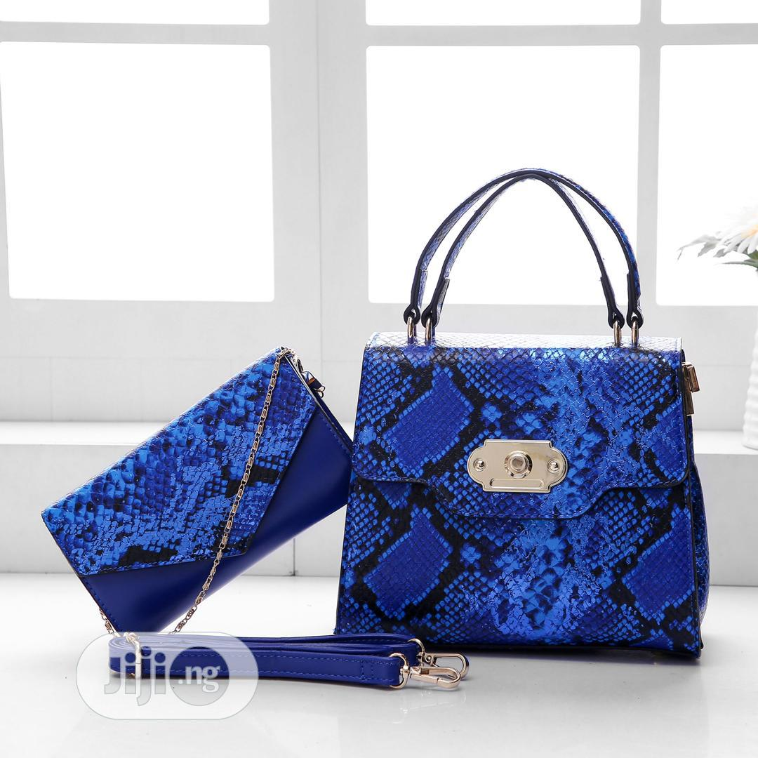 Animal Skin Quality Handbags for Ladies/Women Available | Bags for sale in Magodo, Lagos State, Nigeria
