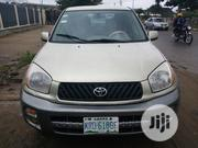 Toyota RAV4 2003 Automatic Gold | Cars for sale in Lagos State, Amuwo-Odofin
