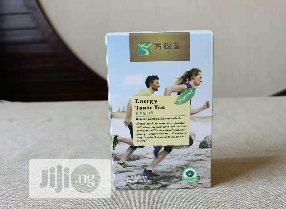 Archive: Energy Tonic Tea