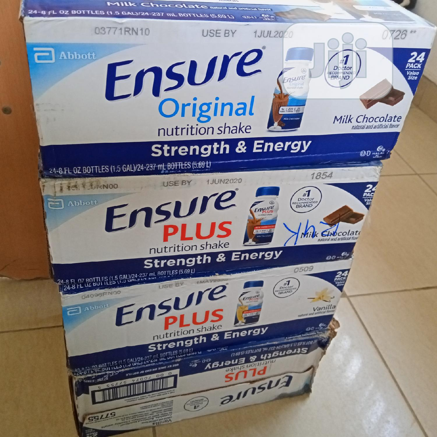 Archive: Ensure Plus