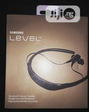 Samsung Level U Bluetooth Stereo Headset   Accessories for Mobile Phones & Tablets for sale in Lagos State, Ikotun/Igando