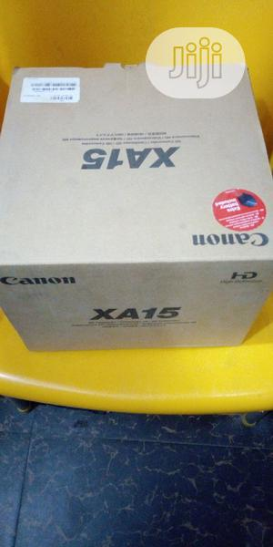 Canon XA15 Camcorder | Photo & Video Cameras for sale in Lagos State, Ojo