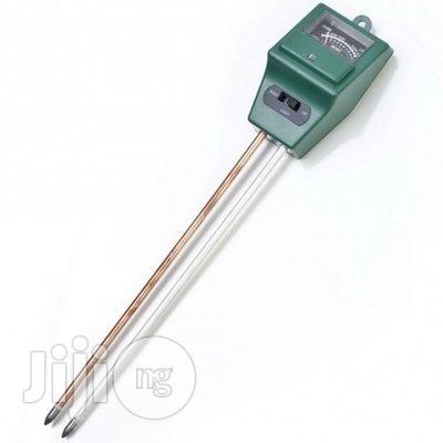 3 In 1 PH Tester - Soil Water Moisture & Light Test Meter