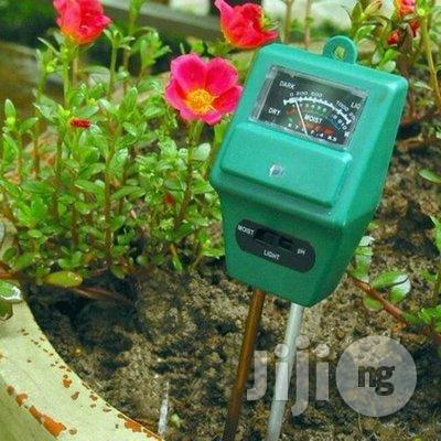 3 In 1 PH Tester - Soil Water Moisture & Light Test Meter | Measuring & Layout Tools for sale in Amuwo-Odofin, Lagos State, Nigeria