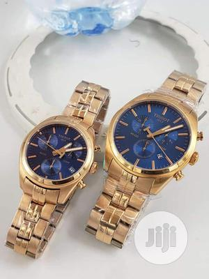 Tissot for Man and Woman Wrist Watch   Watches for sale in Lagos State, Lagos Island (Eko)