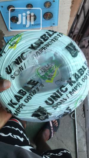 Speaker And Camera Wires   Building & Trades Services for sale in Lagos State, Ajah