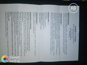Company Secretary | Office CVs for sale in Abuja (FCT) State, Karu