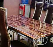 By Six Marble Dining Table | Furniture for sale in Lagos State, Ajah