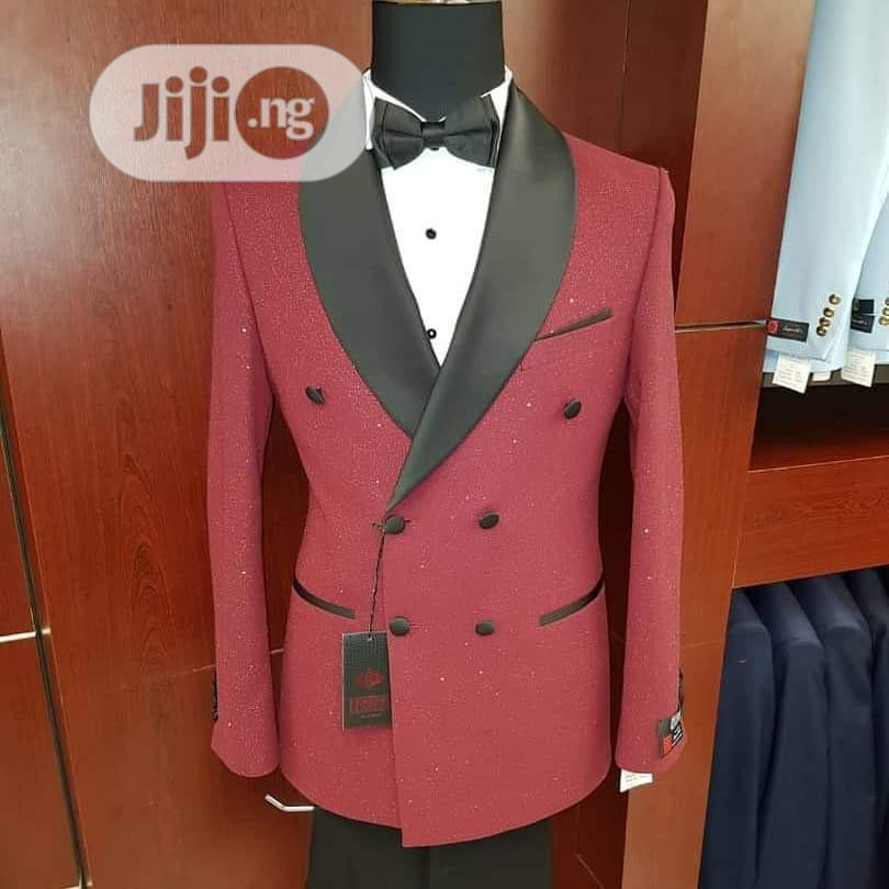 Quality Tuxedo Men's Suit | Clothing for sale in Lagos Island, Lagos State, Nigeria