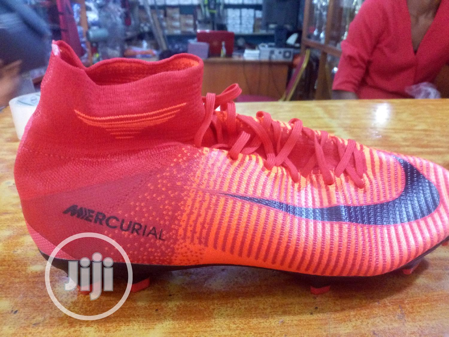 Original Nike Mercurial Ankle Boots