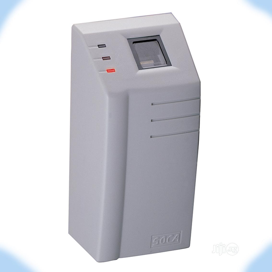 Archive: ACCESS CONTROL SOCA Stand-alone Fingerprint Access Control Reader