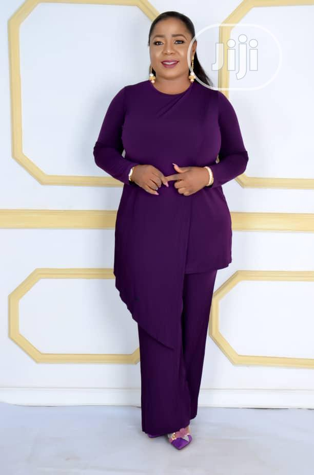 Quality Pure Turkey Gown For Ladies