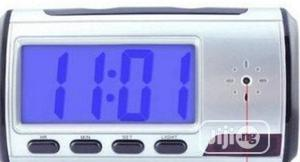 Portable Alarm Clock Spy Camera Dvrby Hiphen Solutions | Security & Surveillance for sale in Delta State, Ethiope East