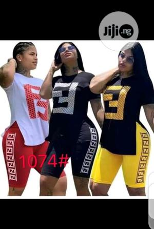 New Fendi Short and Top | Clothing for sale in Lagos State, Ikeja