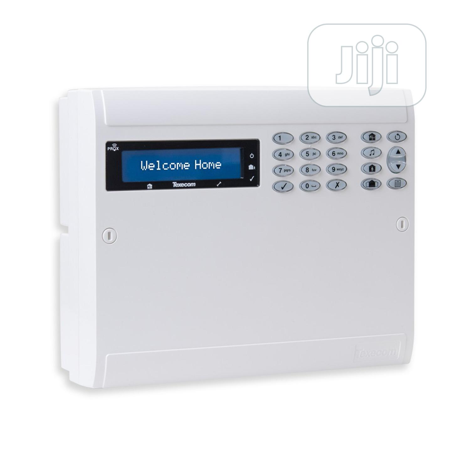 Archive: Burglary Alarm System - Texacom Premier Elite 64-W LIVE
