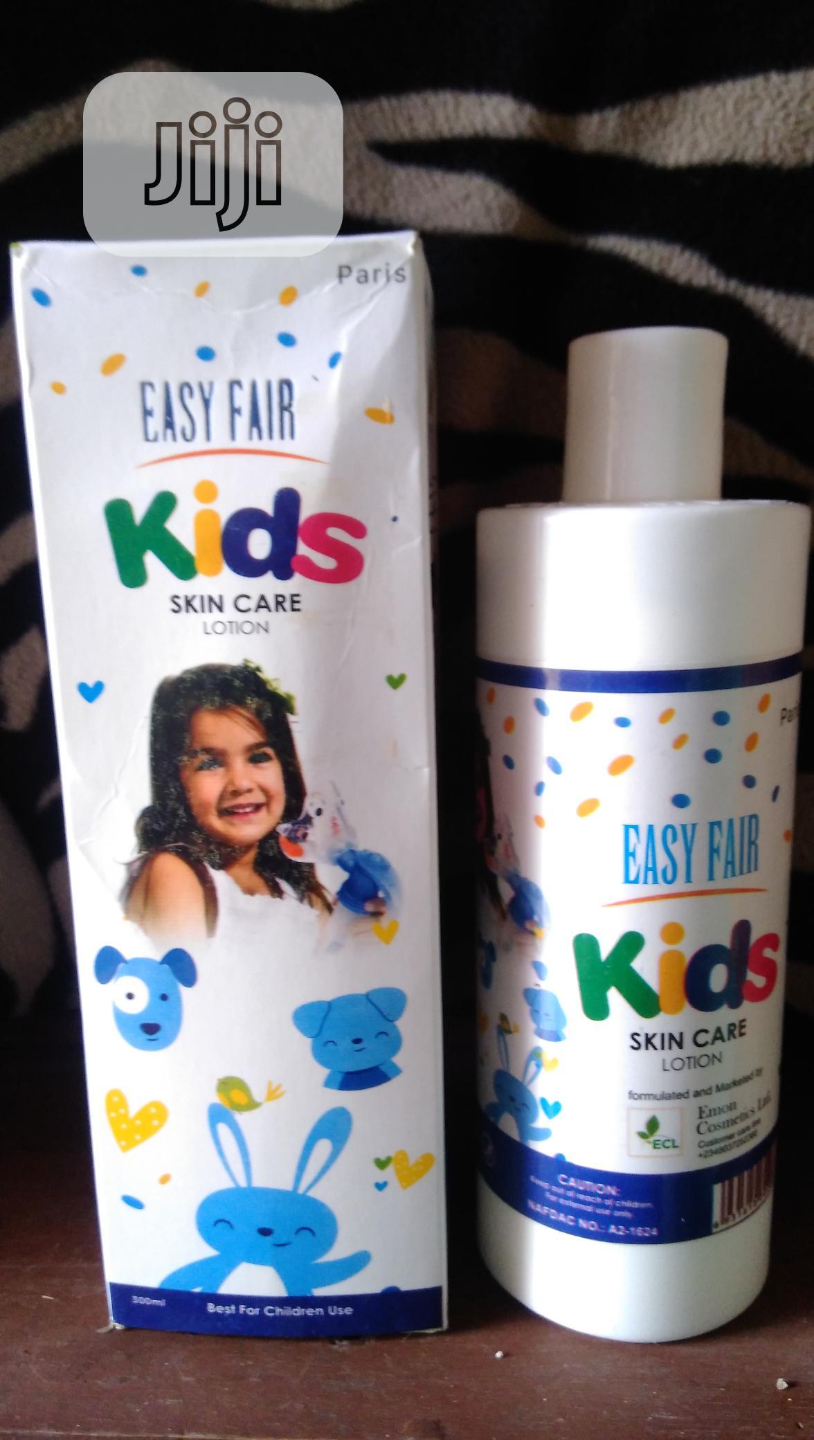 EASY FAIR Kids Skin Care Lotion