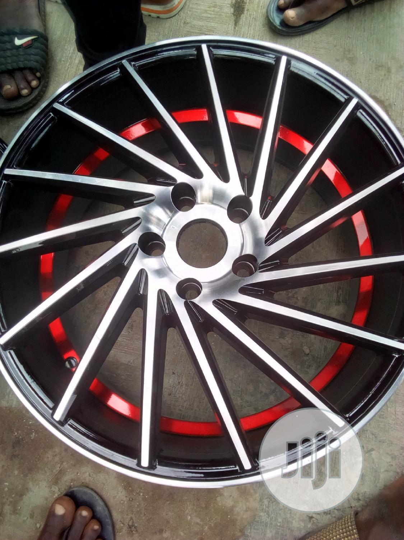 Alloy Wheel Rim 18
