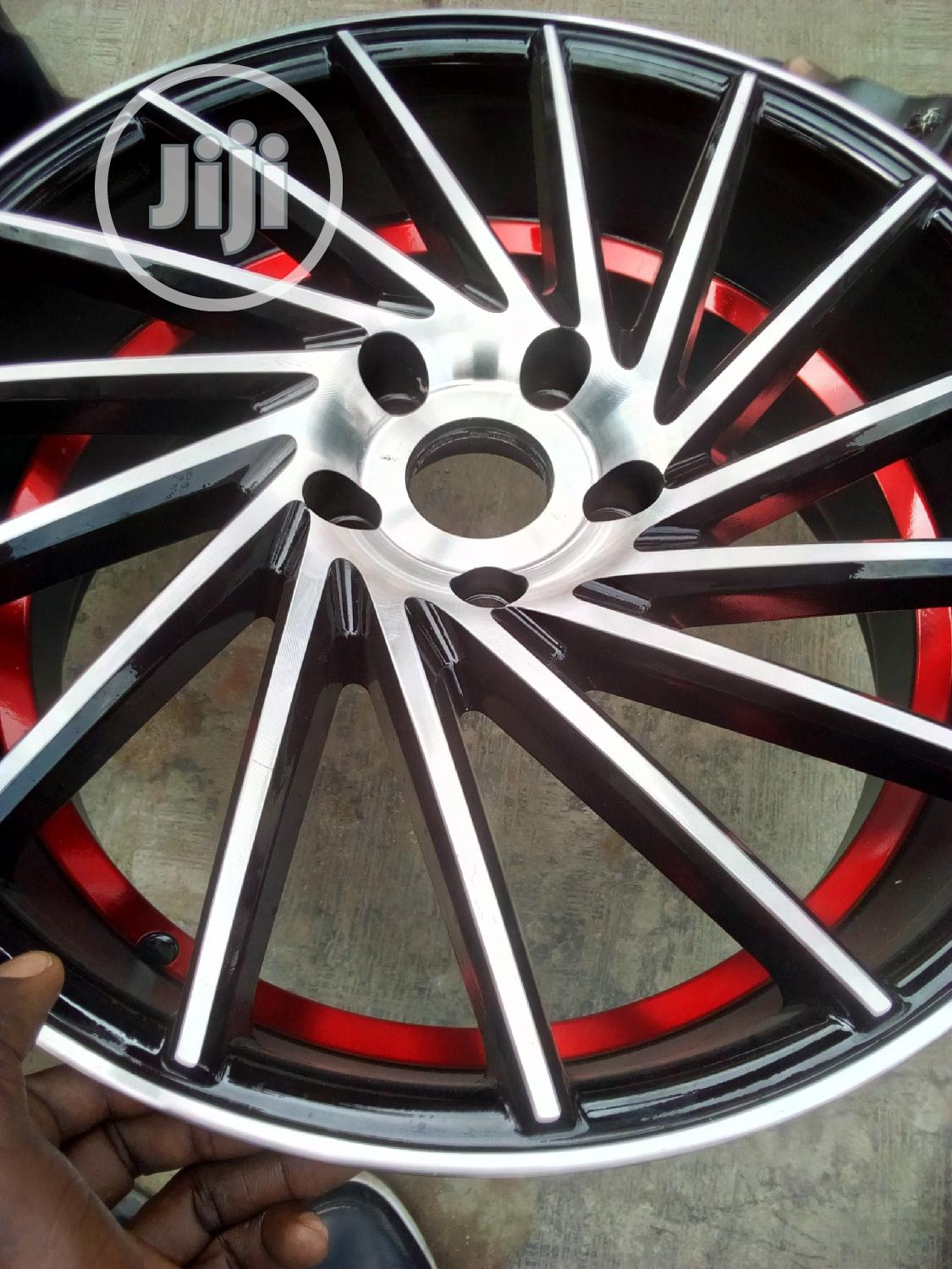 Alloy Wheel Rim 18 | Vehicle Parts & Accessories for sale in Ikeja, Lagos State, Nigeria