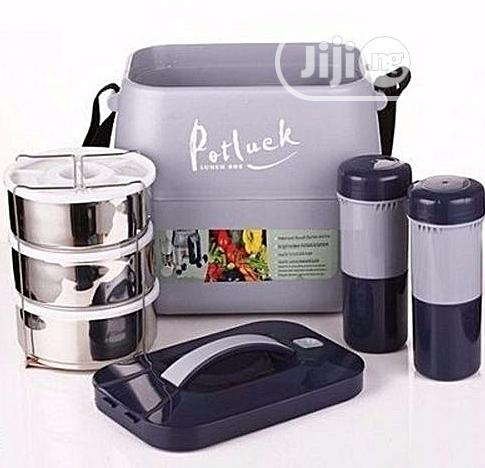G&L Potluck Insulated Food Flask Thermal Lunch Box