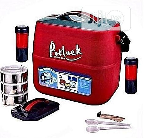 Potluck Insulated Lunch Box Potluck G&L