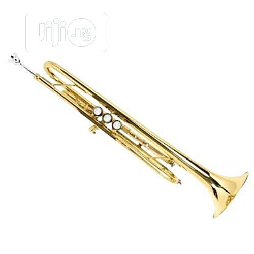 Professional Gold Trumpet | Musical Instruments & Gear for sale in Ojo, Lagos State, Nigeria