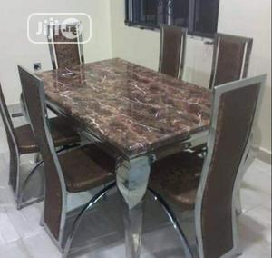 Marble Dining Table | Furniture for sale in Lagos State, Lekki