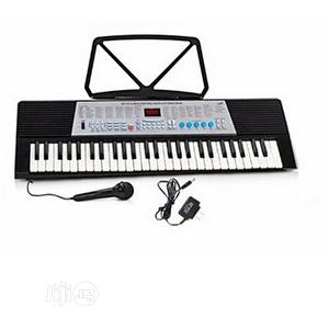 54 Keys Keyboard Piano For Learners   Musical Instruments & Gear for sale in Lagos State, Ojo