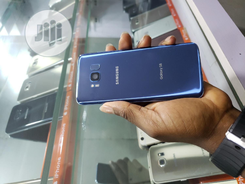 Archive: Samsung Galaxy S8 64 GB Blue